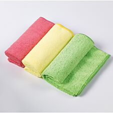 Robert Dyas Pack of 3 Microfibre Cloths