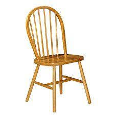 Julian Bowen Windsor Chairs - 4pk