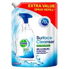 Dettol Antibacterial Surface Cleanser Refill - 1200ml