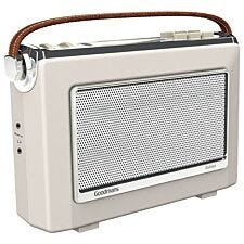 Goodmans Oxford DAB & FM Radio - Cream