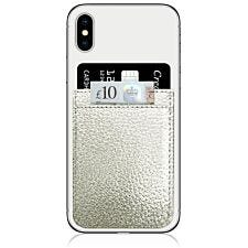 iDecoz Silver Phone Pocket