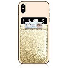 iDecoz Gold Phone Pocket