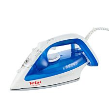 Tefal Ultraglide FV4090 2500W Steam Iron - Blue