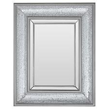 Premier Housewares Winnie Mosaic Wall Mirror - Silver