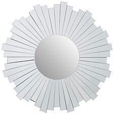 Premier Housewares Gwenna Wall Mirror - Silver