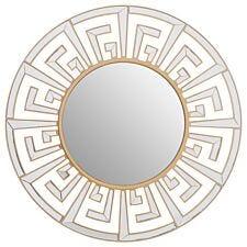 Premier Housewares Gerda Wall Mirror - Gold Finish