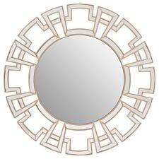 Premier Housewares Gerde Wall Mirror - Gold Finish