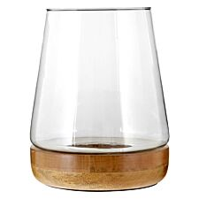 Premier Housewares Hampstead Hurricane Straight Candle Holder