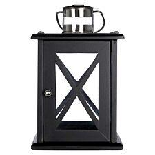 Premier Housewares Hampstead Black Lantern - Small