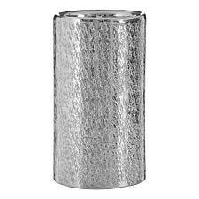 Premier Housewares Safia Large Silver Candleholder