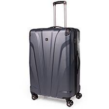 Gino Ferrari Quasar ABS Large Suitcase - Dark Grey