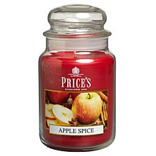 Price's Large Scented Candle Jar
