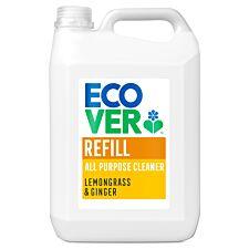 Ecover All Purpose Lemon & Ginger Cleaner Refill - 5L