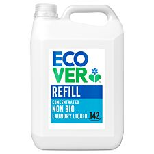 Ecover Concentrated Non-Bio 5L Laundry Liquid - Lavender & Sandalwood