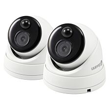 Swann 1080p Full HD Dome Cameras - 2 Pack