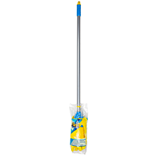 Flash 100% Microfibre Mop with Extending Handle