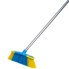 Flash Broom with Fixed Handle