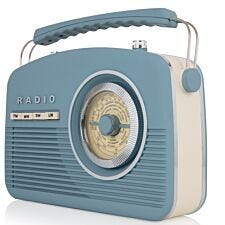 AKAI Vintage Radio - Blue