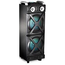 AKAI 100W RMS Party Speaker - Black