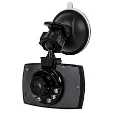 Itek Slimline HD Car Camera - Black