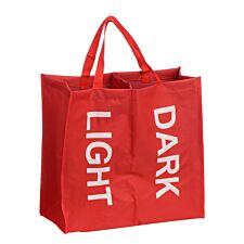 Premier Housewares 2 Section Laundry Bag