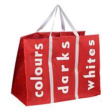 Premier Housewares 3 Section Laundry Bag