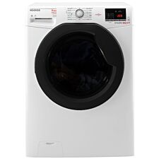 Hoover WDXOA596FN 1500rpm 9 + 6 kg One Touch Washer Dryer - White with Tinted Door