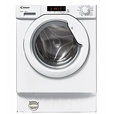 Candy CBWM914S 9kg 1400rpm Integrated Washing Machine - White