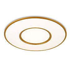 WOFI WIZ Alek LED Ceiling Lamp - Golden