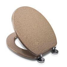 Croydex Dorney Flexi-Fix Toilet Seat