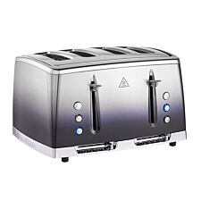 Russell Hobbs 25141 Eclipse 4–Slice Toaster – Midnight Blue