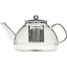 Hahn 5five Glass Filter Teapot 1.3lt