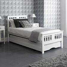 The Artisan Bed Company Guest Bed - White