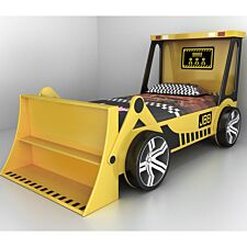 The Artisan Bed Company Tractor Bed - Yellow