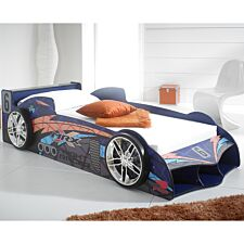 The Artisan Bed Company MXR Race Car Bed - Blue