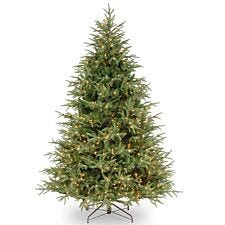 6ft National Tree Company Frasier Grande Feel Real Pre-Lit Christmas Tree