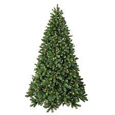 6.5ft National Tree Company Linwood Pre-Lit Fir Christmas Tree