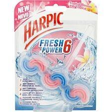 Harpic Fresh Power Tropical Blossom Toilet Rim Blocker