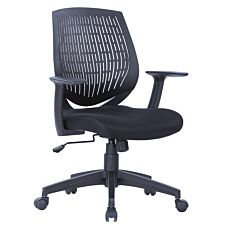 Alphason Malibu Chair - Black