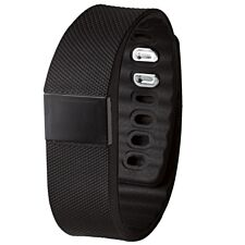 Bas-Tek TW64S Pulse Activity Tracker with Heart Rate Monitor - Black