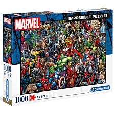 Marvel impossible 1000 Piece Puzzle