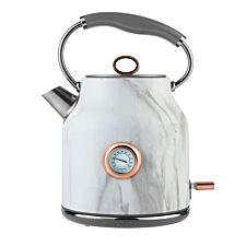 Tower Bottega 3KW1.7L Stainless Steel Kettle - Marble & Rose Gold