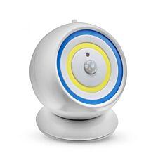 JML Sensor Brite 360 - Motion-sensing Wireless LED Light that Rotates 360 Degrees