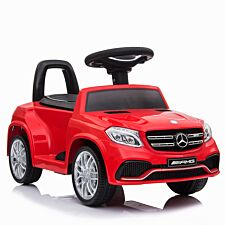 Ricco Mercedes Benz GLS63 Licensed Electric Foot to Floor Ride on Car - Red