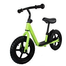 Ricco Balance Bike with 12 inch Wheels - Green