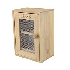 Apollo Rubberwood Egg Cabinet