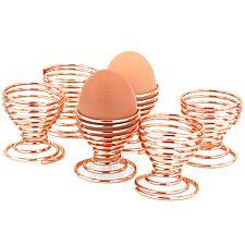 Apollo Copper Egg Cup Set