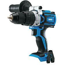Draper D20 20V Brushless Combi Drill - Bare