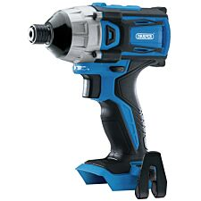 Draper D20 20V Brushless 1/4 Impact Driver - Bare (180Nm)