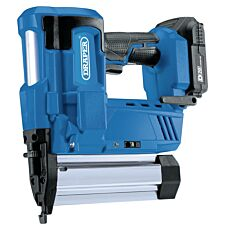 Draper D20 20V Nailer/Stapler with 2Ah Battery and Charger